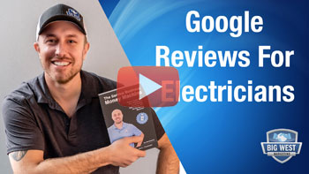 Google Reviews for Electricians